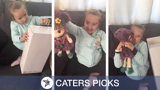 Deaf Girl Gets Doll With Hearing Aids Like Her