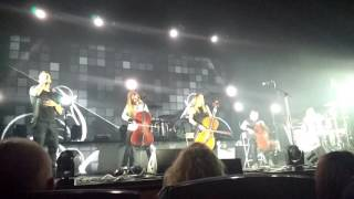 Apocalyptica - Hope, Part 2/2 (Tampere, Finland. 18.11.2015) HD
