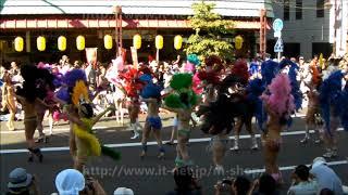 第30回 浅草サンバカーニバル 2010年8月28日 thumbnail