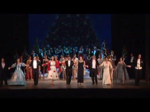 "CHRISTMAS MAGIC CONCERT by National music theatre ""St. Makedonski"""
