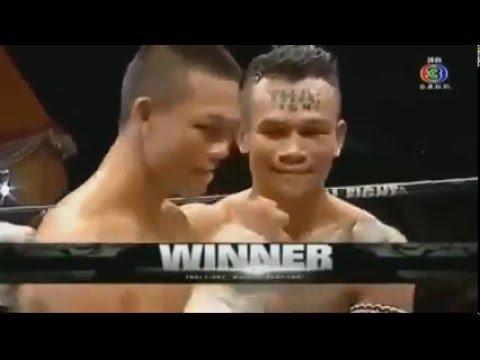 Iquezang vs vong noy, thai fight