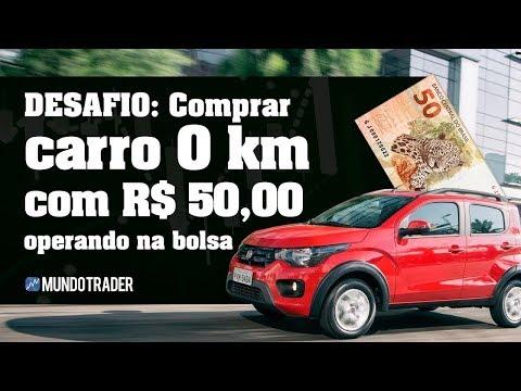 Desafio - Comprar carro 0 km com 50 reais - Dia 20 - op 01