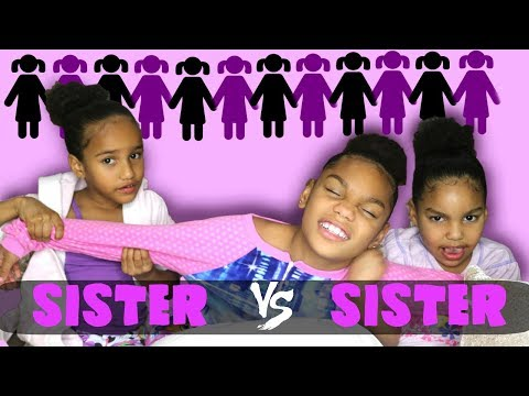 SISTER vs SISTER ( Who Knows ILANI The Best?!!)