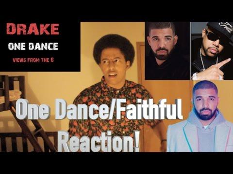 Drake Leaks Review (One Dance/Faithful) (Reaction)