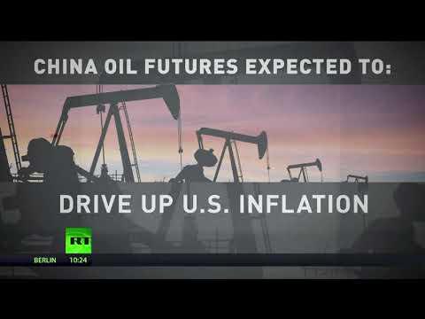 Killing the US dollar? China hints at early 'petro-yuan'