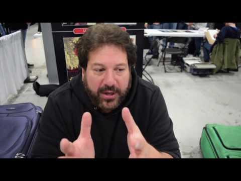Peter J. Tomasi  New Jersey Comic Expo 2016