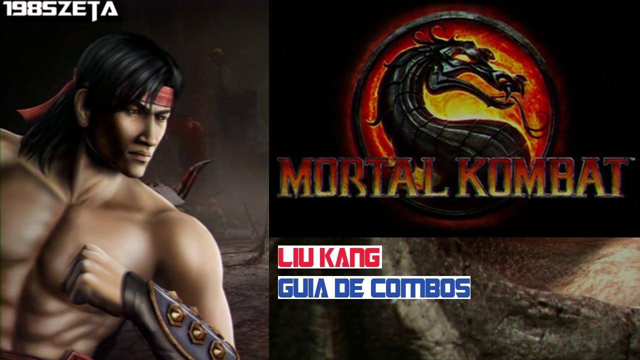 Mortal Kombat 9 Guia: Liu Kang Combos