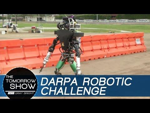 DARPA Robotic Challenge
