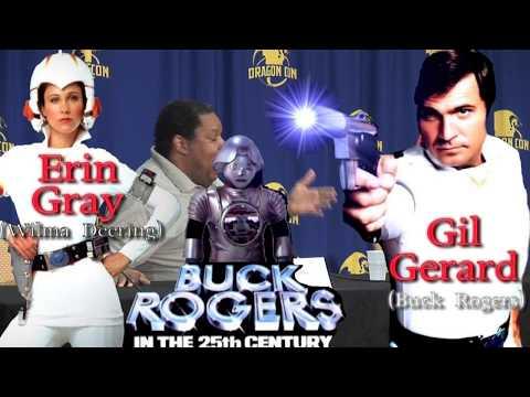 Buck Rogers Panel Dragon Con September 3, 2017