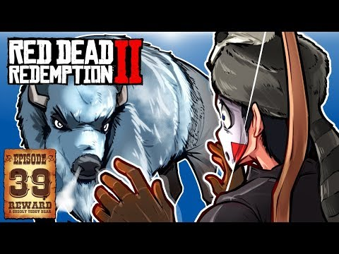 HUNTING LEGENDARY ANIMALS & KILLER! - RED DEAD REDEMPTION 2 - Ep. 39!