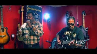 Intha Pachai KIlikoru - Live Vocal Cover by AP. Ravi ft. Kumaran