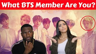 What BTS Member Are You? | Personality Test