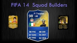FIFA 14 UT 110k Brazil Sweat Team Ft. Nem, Welliton, Pato, Neuer, Marcello