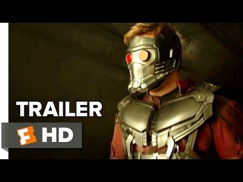 Guardians of the Galaxy Vol. 2 Official Teaser Trailer 1 (2017) - Chris Pratt Movie