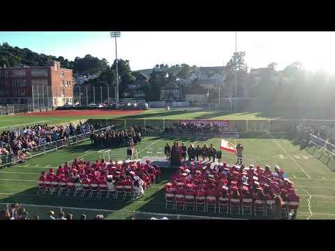 John Swett High School Valedictorian Speech Class of 2018