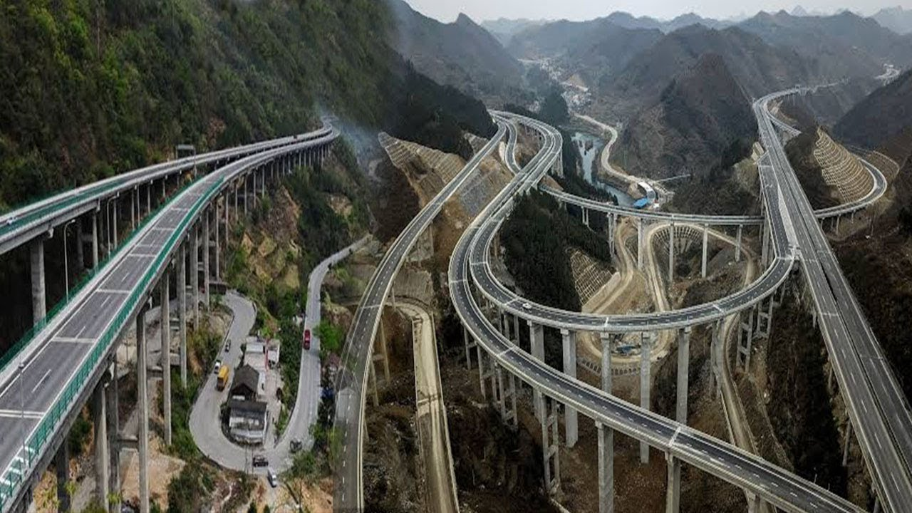 China Innovation! Amazing Views Of China's Mega Projects And  Mega Infrastructures