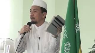 Pentingnya Memperingati Maulid Nabi - Ustadz Dr. Musthafa Umar, Lc. MA