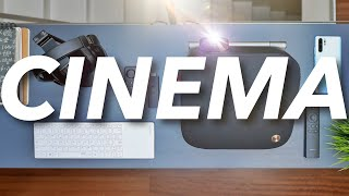 Come creare un CINEMA TECH con 400€