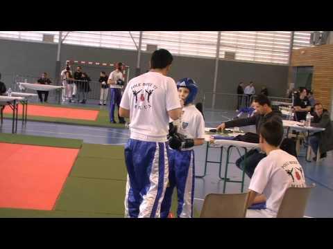N°11 Pôleboxe77 Melun REGO Nathan Coupe de France ...