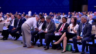 EXPO 2017.церемония закрытия Всемирного конгресса инженеров и ученых WSEC-2017