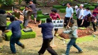 Gali Lobang Tutup Lobang: Oji dkk Membongkar Makam Keramat | Episode 53