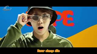 Türkçe Altyazılı J-HOPE - DAYDREAM HOPE WORLD MIXTAPE
