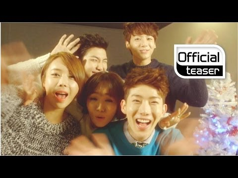 [Teaser] 조권, 임정희, 주희, Rap Monster, 정국 _ Perfect Christmas