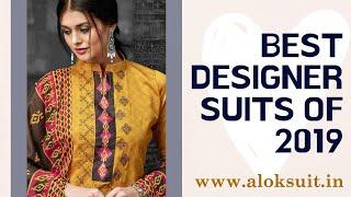 2453217cb1 NANDINI Designer Suits || Alok Suit || Salwar Kamzeez || Salwar Suit  Designs ...