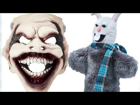 Review of Bray Wyatt Fiend Mask, and Ramblin Rabbit from WWE Shop.com