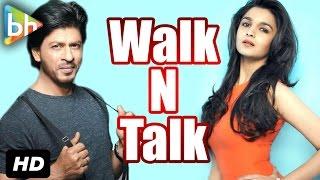 Shahrukh khan | alia bhatt in gauri shinde's next walk and talk