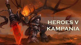 Gramy w Heroes of Might and Magic V - KAMPANIA! #03 #live