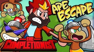 Ape Escape | The Completionist