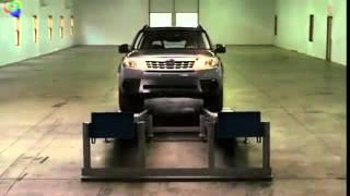 Subaru Symmetrical AWD Test