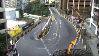 60 Macau Grand Prix FORMULA 3 RACE won by British Driver Alexandre Lynn