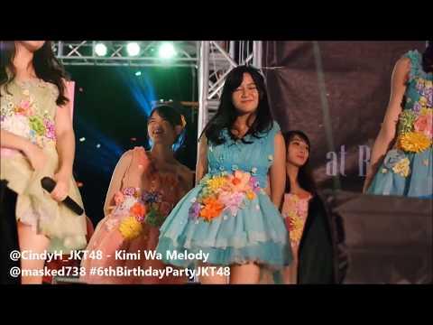 Oshicam Cindy Hapsary - Kimi Wa Melody ( Dirimu Melody ) HD