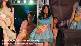 Gambar cover Oshicam Cindy Hapsary - Kimi Wa Melody ( Dirimu Melody ) HD
