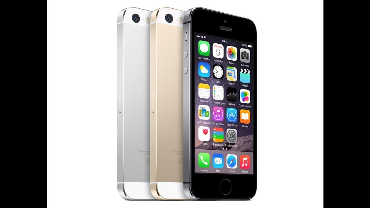 Коллекция техники Apple #3 | Опыт покупки б/у iPhone 5S - YouTube