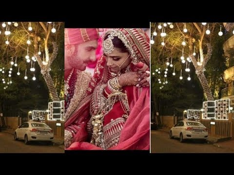 Ranveer Singh's Mumbai Residence is Super lit to welcome Bride Deepika Padukone