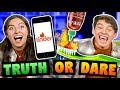 TRUTH OR DARE (Prank Calling Reactors!)