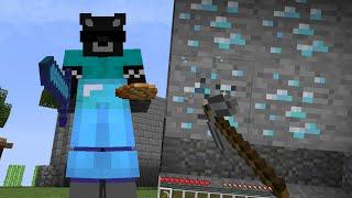me dieron $$$ por encontrar diamantes en minecraft | oblivion #2