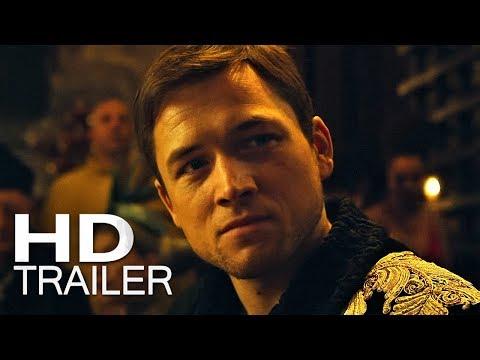 ROBIN HOOD - A ORIGEM | Trailer (2018) Dublado HD thumbnail
