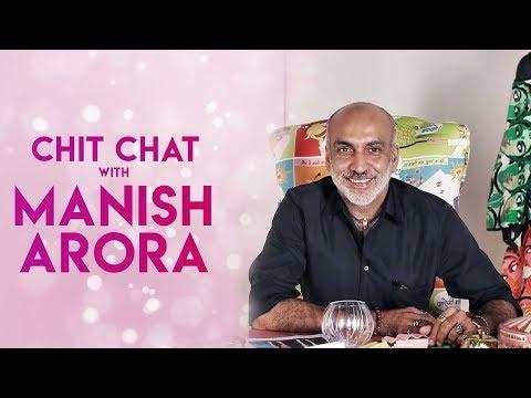 Chit Chat with Manish Arora | Manish Arora Designs For Oppo F9 Pro | Manish Arora Interview
