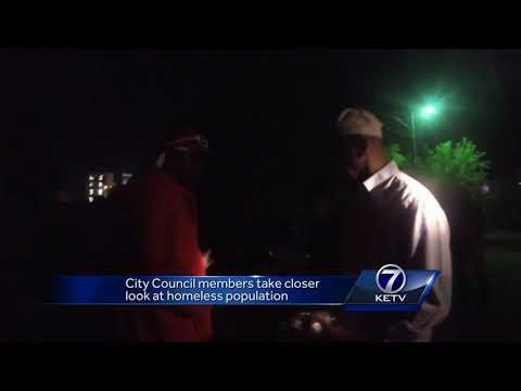 City Council members take closer look at homeless population