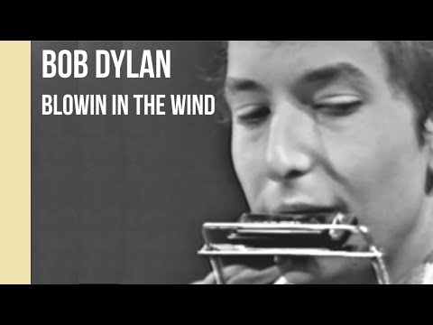 Bob Dylan - Blowin in the Wind (1963)