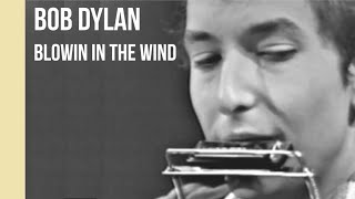 Bob Dylan - Blowin in the Wind (1963) | sub Español + lyrics