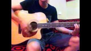 Em không quay về cover guitar