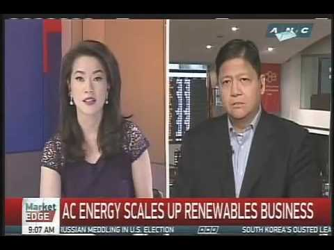 On ANC: AC Energy's development plans in the renewables spac