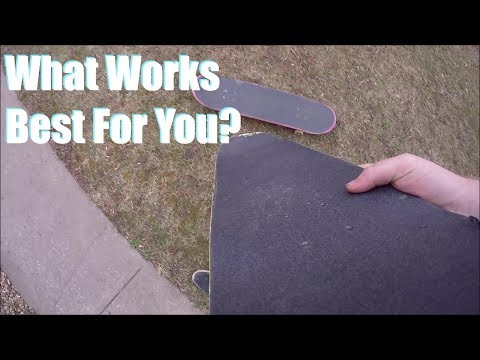 CHOOSING THE RIGHT SKATEBOARD CONCAVE FOR YOU (GUIDE)