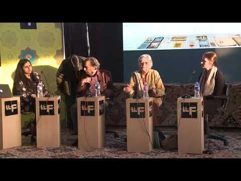 Naya Daur, Shakir Ali, and the Lahore Art Circle (LLF 2017)