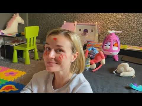 3-летняя дочь Полины Гагариной превратила маму в настоящую кошечку